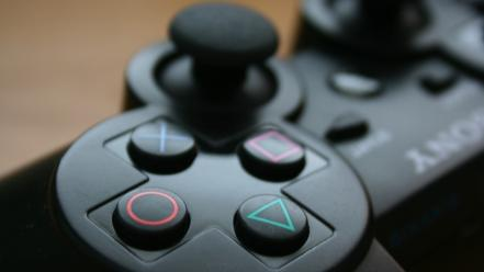 Video games ps3 controller wallpaper