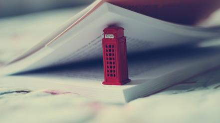 Books macro doctor who phone booth telephone wallpaper
