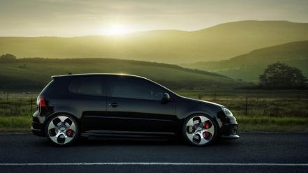 Cars golf gti mkv wallpaper
