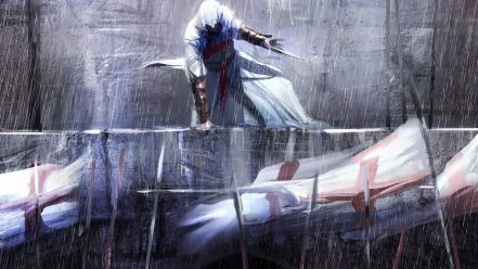 Fantasy art artwork templar hidden blade game wallpaper