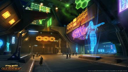 Star wars concept art wars: the old republic wallpaper