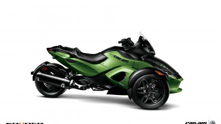 Bike can-am spyder races motorsports speed car wallpaper