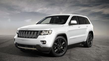 Cars grand cherokee jeep wallpaper