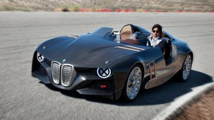 Germany concept art bmw 328 hommage roadster luxury wallpaper