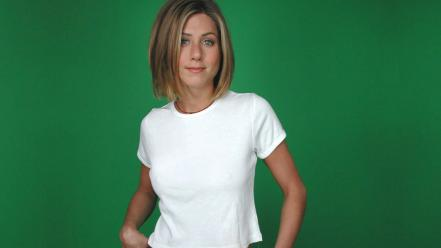 Jennifer Aniston Green wallpaper