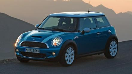 Mini Cooper S Front wallpaper