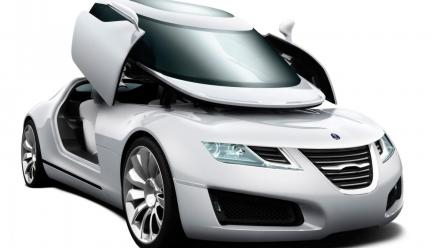 Saab Aero Lifted wallpaper