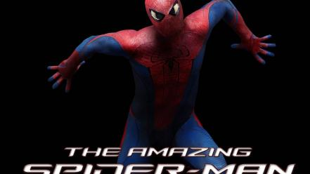 Spider-man suit superheroes the amazing wallpaper