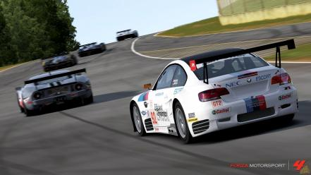 Xbox 360 bmw m3 forza motorsport 4 wallpaper