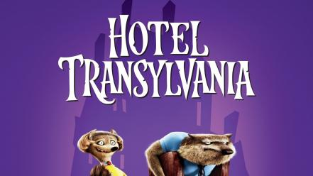 Animation movie stills hotel transylvania wallpaper