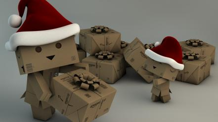 Christmas danboard amazon hats santa grey background hat wallpaper