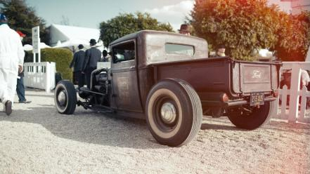 Hot rod ford classic cars 2012 wallpaper