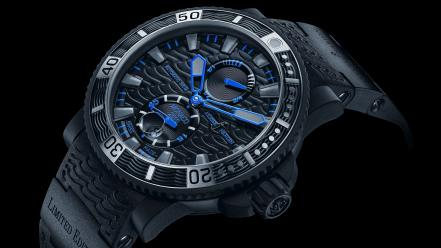 Monaco artwork ulysse nardin watch marine diver wallpaper
