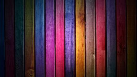 Multicolor wood textures colors wallpaper