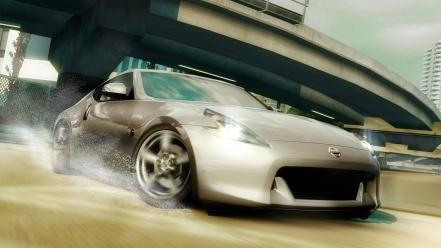 Need for speed undercover fairlady z34 370z wallpaper