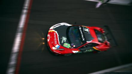 Cars ferrari 458 italia gt3 Wallpaper