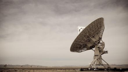 Science antenna very large array wallpaper