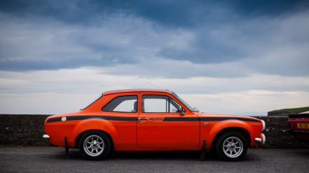 Cars orange ford escort speedhunters.com classic Wallpaper