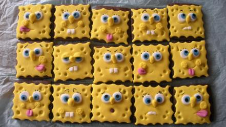 Cookies spongebob squarepants wallpaper