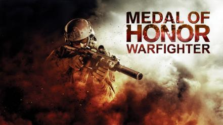 Games guns weapons medal of honor: warfighter wallpaper