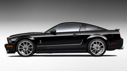 Shelby mustang ford knight rider wallpaper