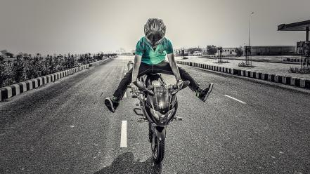 Sports funny pulsar motorcycles indian Wallpaper