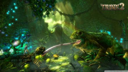 Video games trine 2 wallpaper