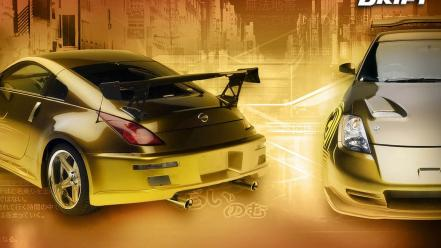 Cars fast and furious drift the fnf Wallpaper
