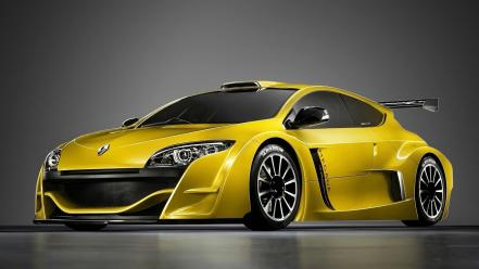 Cars machines renault megane vehicles trophy wallpaper