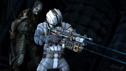 Dead space electronic arts ea 3 visceral wallpaper