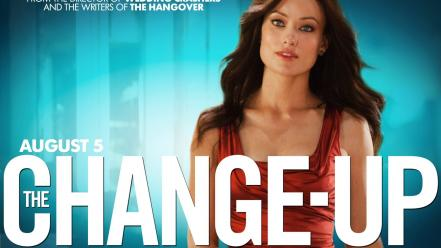 Movies olivia wilde the change-up wallpaper