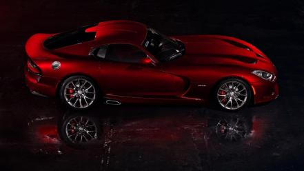 Cars machines vehicles dodge viper gts srt 2013 Wallpaper