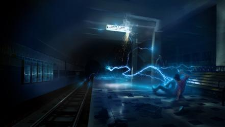 Movies metro electricity darkest hour moscow lightning russian wallpaper