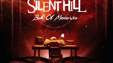 Video games silent hill memories game book of wallpaper