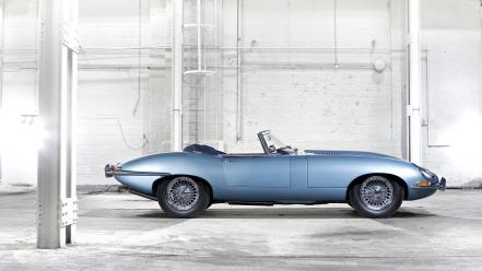 Cars jaguar 1961 wallpaper