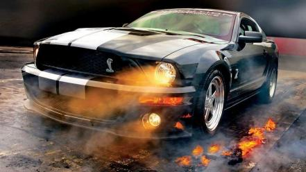 Cobra ford mustang gt wallpaper