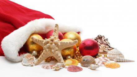White background christmas gifts toys wallpaper