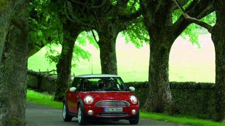 Cars mini cooper wallpaper