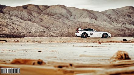 Mountains cars viper acr cowboy wallpaper
