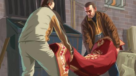 Video games grand theft auto iv wallpaper