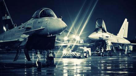 Aircraft eurofighter typhoon wallpaper