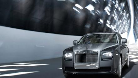Cars vehicles rolls royce ghost wallpaper