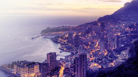 Cityscapes monaco wallpaper