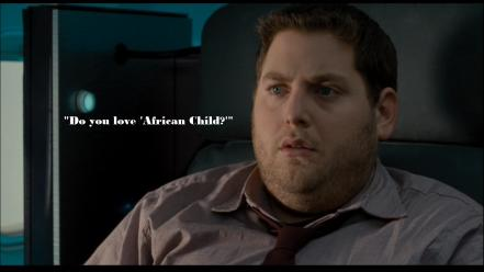 African jonah hill get him to the greek Wallpaper