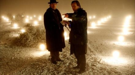Bulbs the prestige christopher nolan set photos Wallpaper