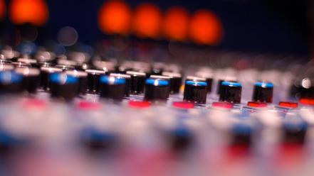 Gear audio sound mixer wallpaper