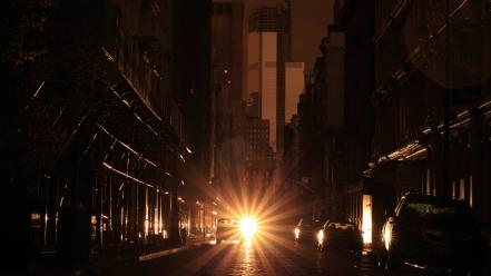 New york city darkness manhattan sandy blackouts wallpaper