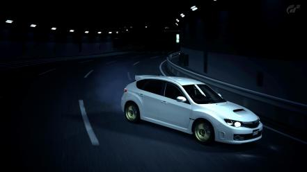 Turismo 5 ps3 subaru impreza wrx sti wallpaper