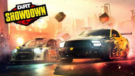 Video games monsters ford dirt showdown game wallpaper