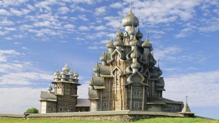 Architecture russia cathedral wallpaper